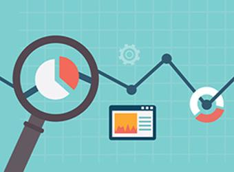 analyze data on a dashboard