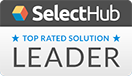 SelectHub Top Rated Solution Leader badge