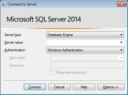 How to enable SQL Server authentication | Installation