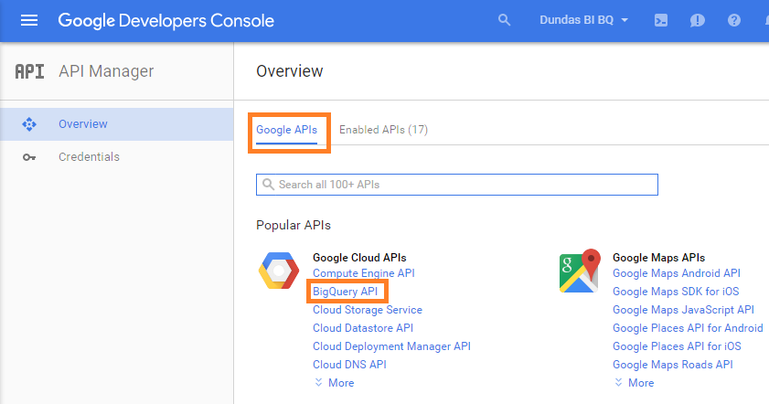 Connecting to Google BigQuery | How-To | Connect to Data
