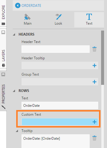 Display date only on column instead of date/time | Table