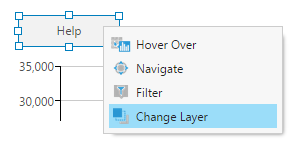Click Change Layer