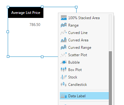Select Data Label