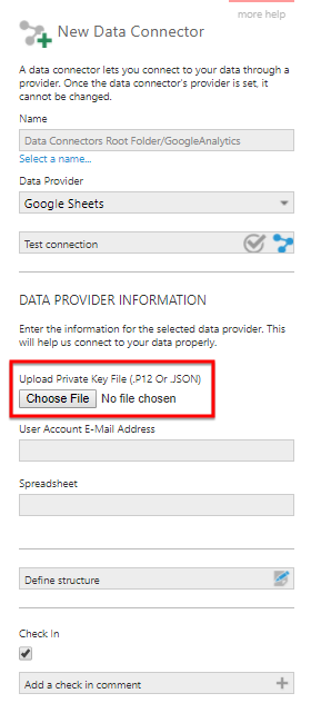 Connecting to Google Sheets | How-To | Connect to Data