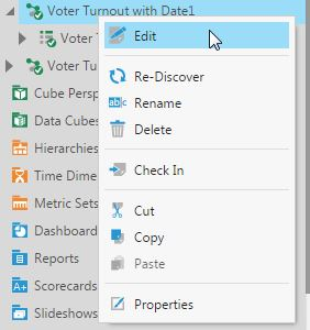 Edit the data connector