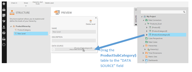 Excel File/Sheet: ProductSubcategory$